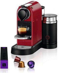 Cafetière Nespresso Citiz & Milk