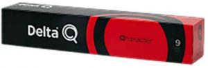 Capsules Delta Q Qharacter
