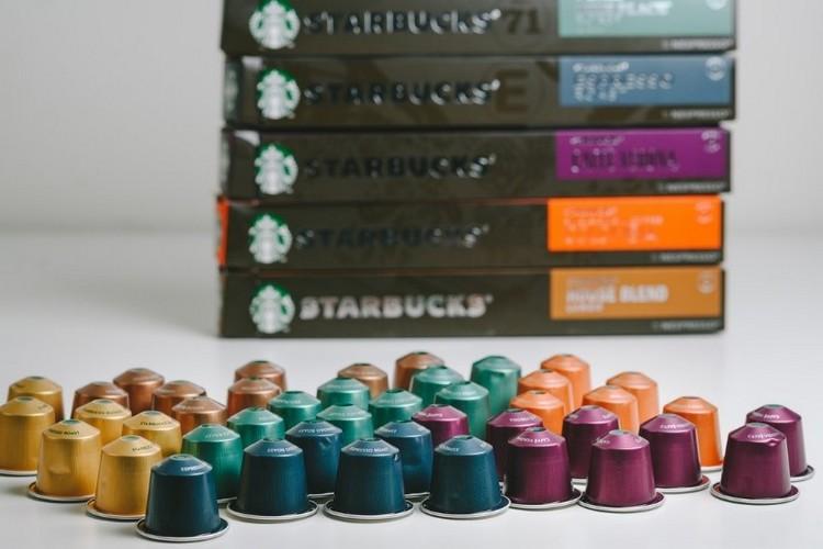 Capsules Nespresso Strabucks