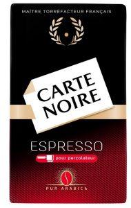 Carte Noire Café Torréfié Moulu