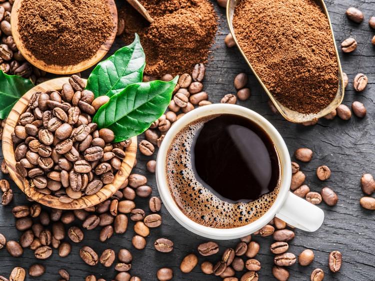 Les différents types de café