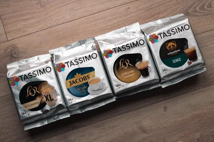 Dosettes Tassimo