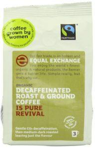 Equal Exchange Café moulu décafeiné bio