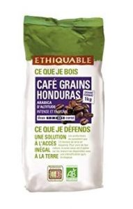 Ethiquable Café en grains Honduras