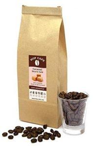 Hop café - café en grains aromatisé caramel