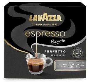 Lavazza café perfetto barista Espresso