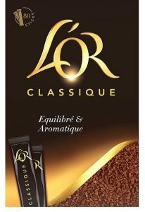 Or Café Stocks Soluble Classique
