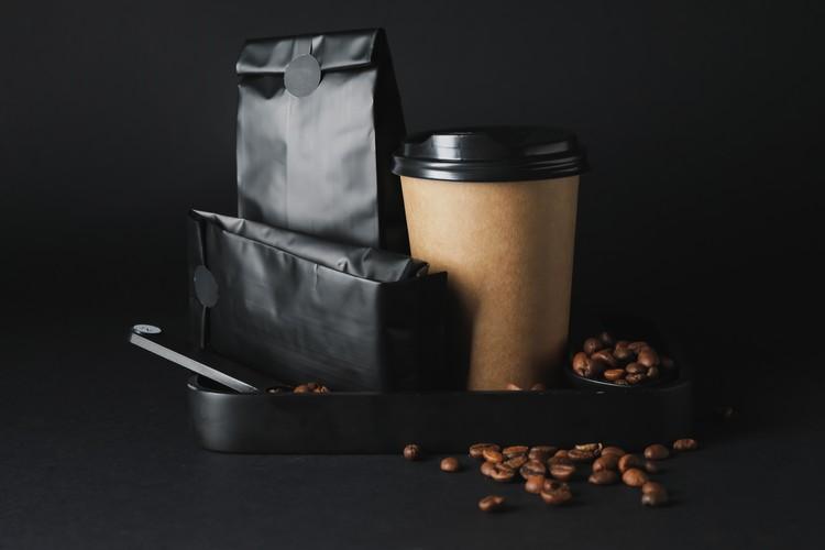 Sachets hermétiques pour café