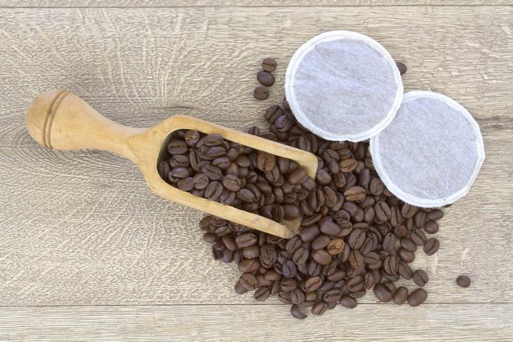 Dosettes à café