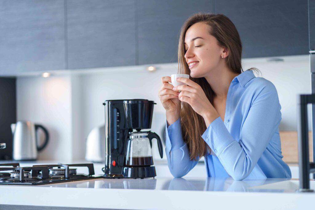 café de qualité fait maison